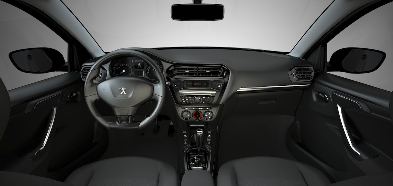 Peugeot 301 (Тест-драйв) Технические характеристики