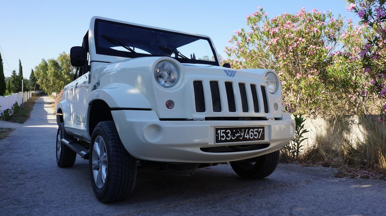 100 Auto L 233 Mission 100 Automobile 100 Tunisienne