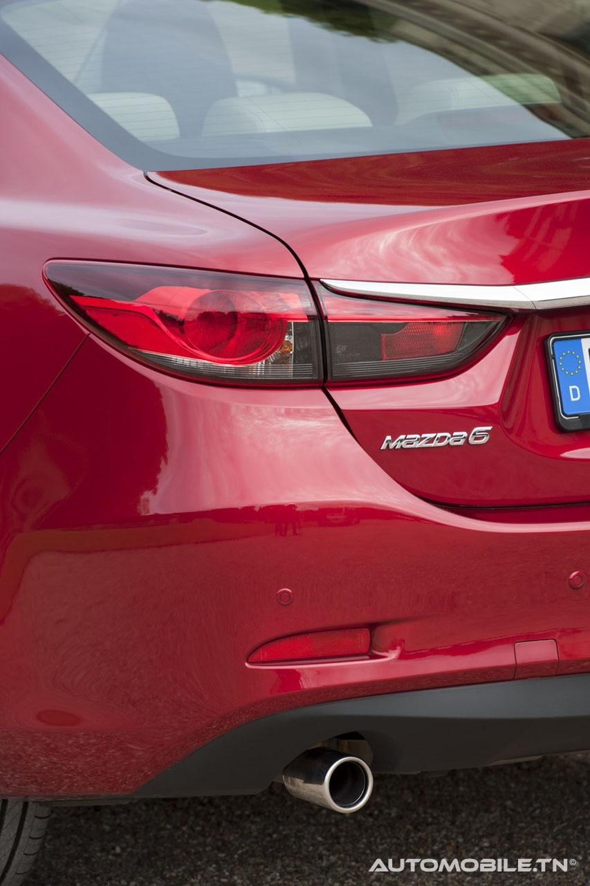 Actu La Mazda 6 Remporte Le Prix Maaf Auto Environnement