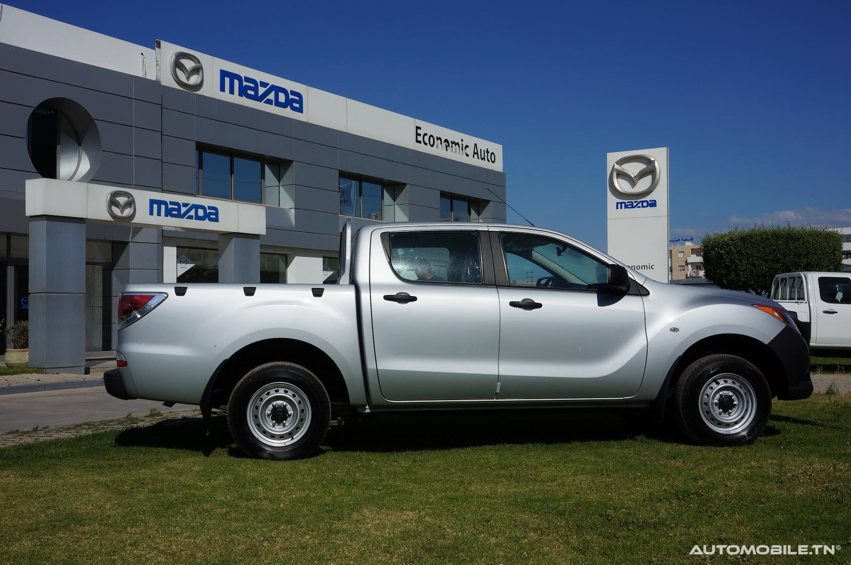 Mazda bt 50 tunisie