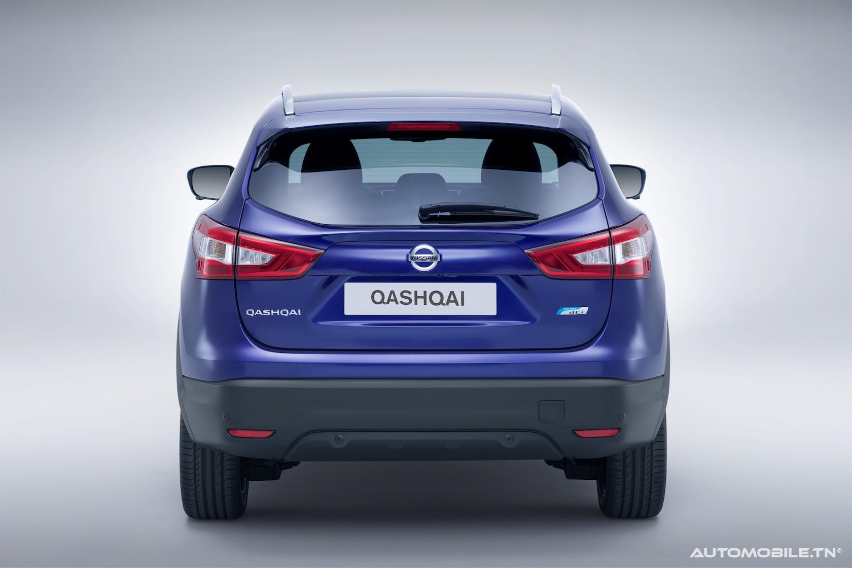 Nouveau Nissan Qashqai 2014