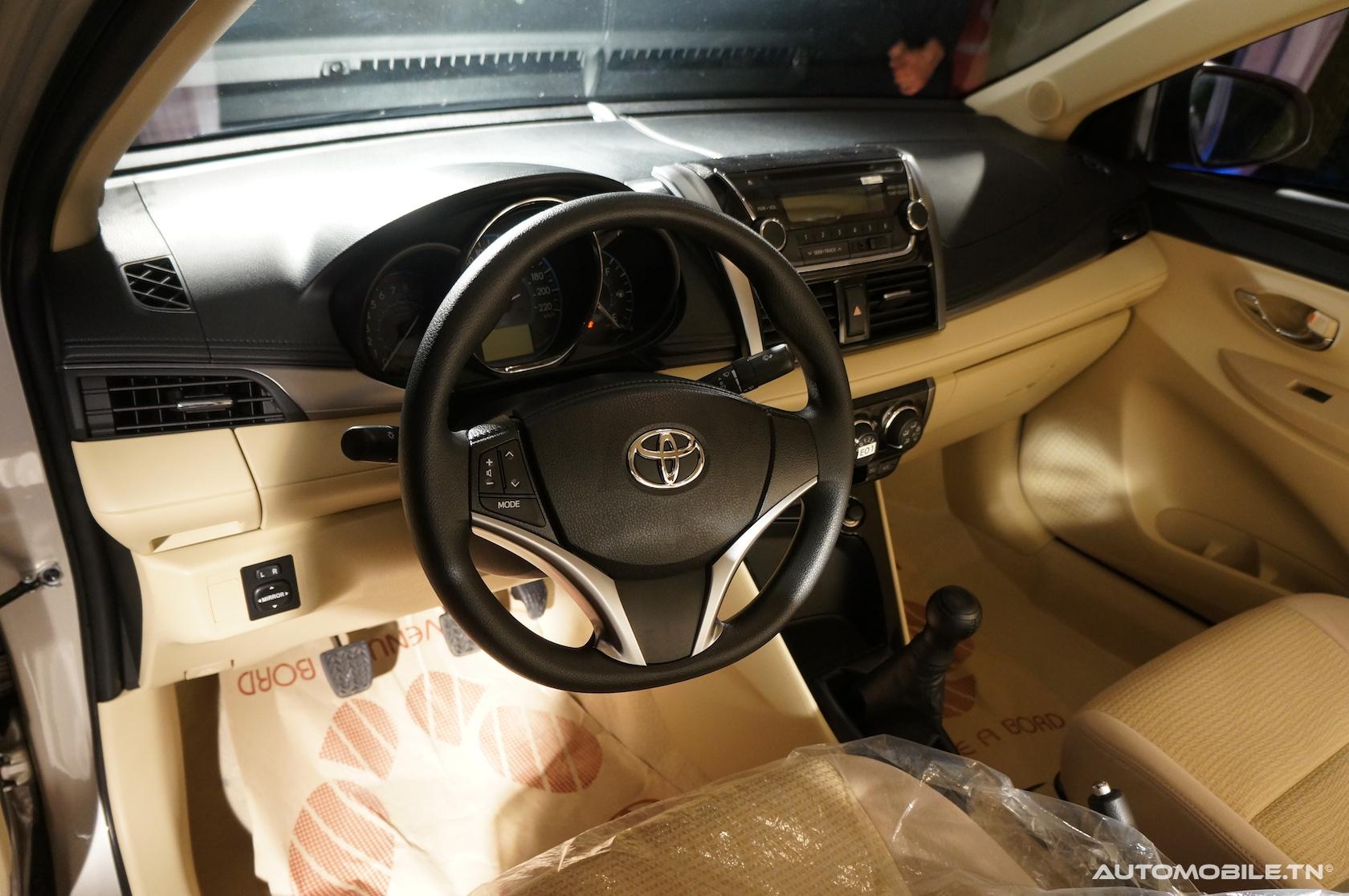 Soiree Toyota Yaris Sedan - BSB - Villa Didon