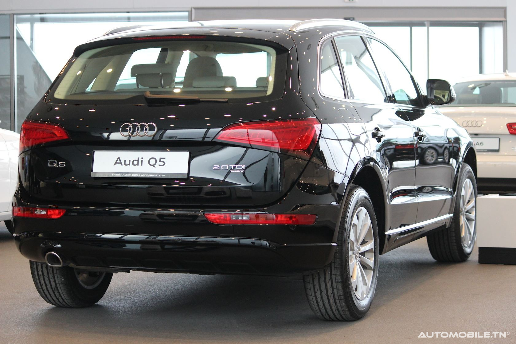 nouveaut s l 39 audi q5 restyl disponible chez ennakl automobiles. Black Bedroom Furniture Sets. Home Design Ideas