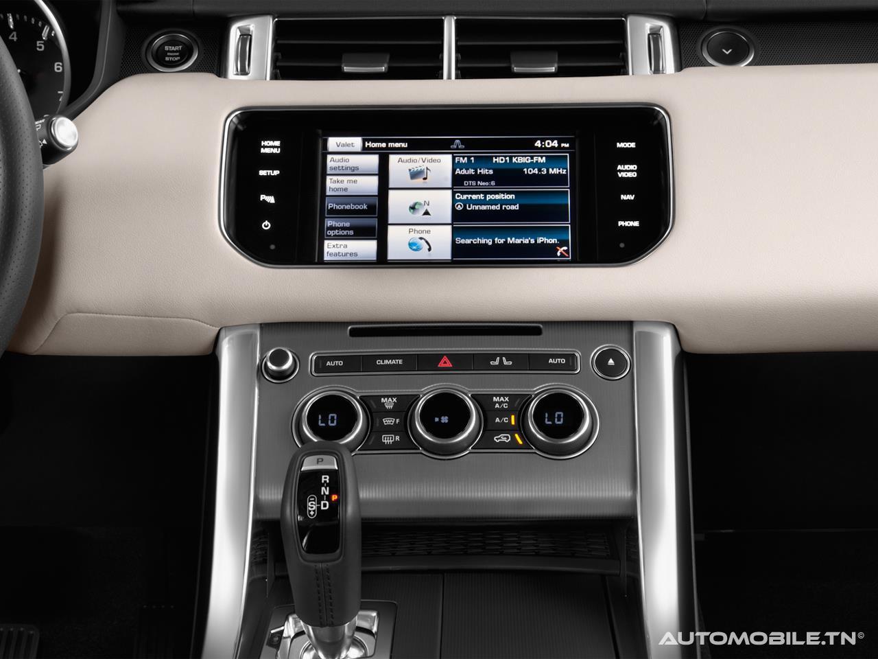 prix land rover range rover sport 5 0 scv8 hse dynamic a partir de 419 000 dt. Black Bedroom Furniture Sets. Home Design Ideas