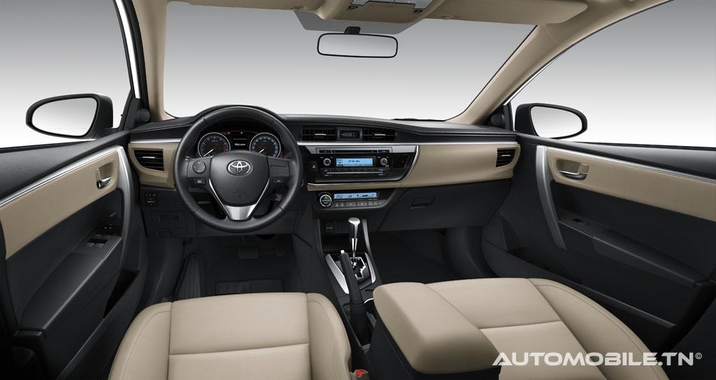 Toyota corolla 2015 prix