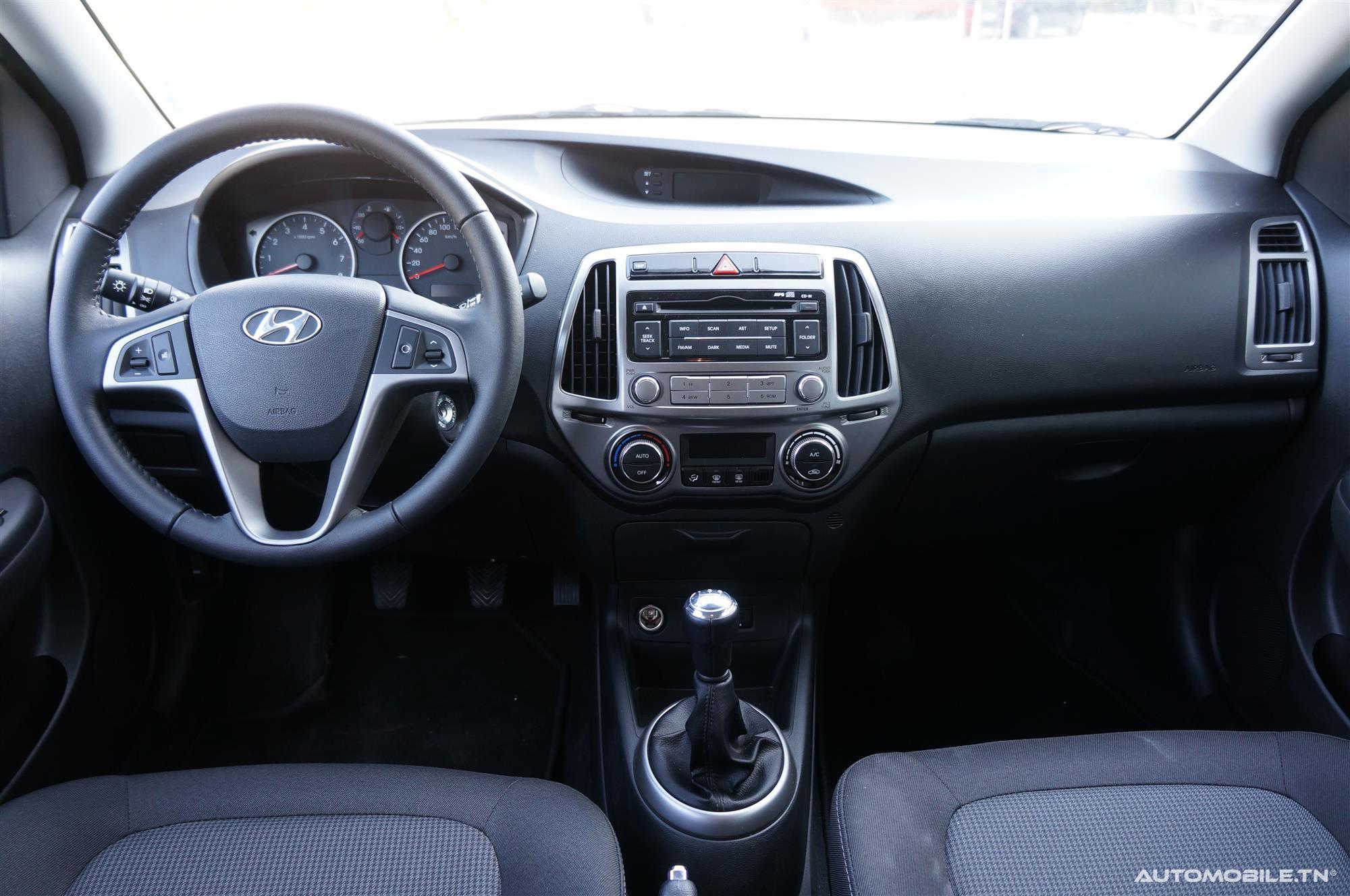 Interieur Hyundai I20 Of Essais Essai De La Hyundai I20
