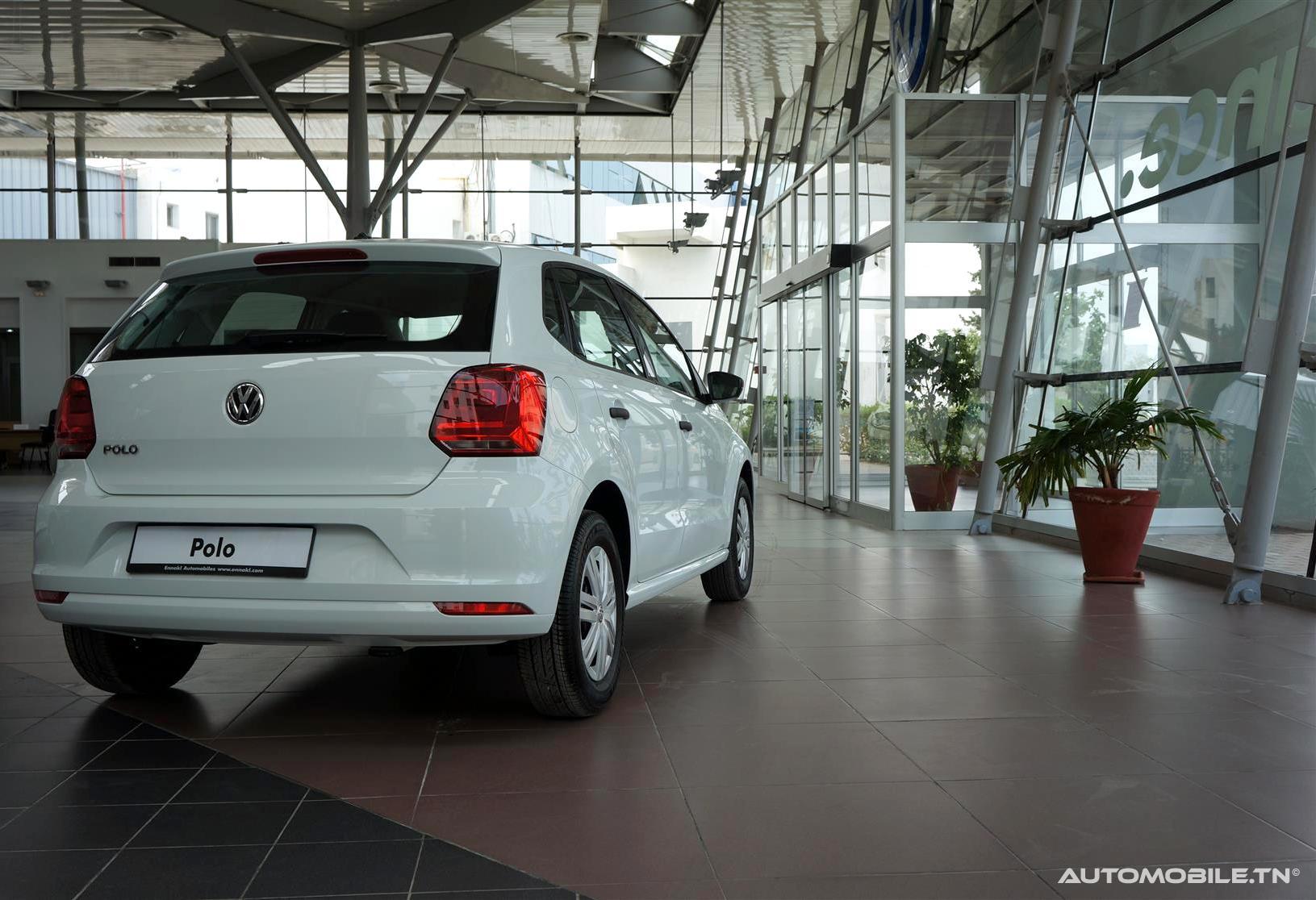 Nouveaut s nouvelle volkswagen polo chez ennakl automobiles for Interieur nouvelle polo