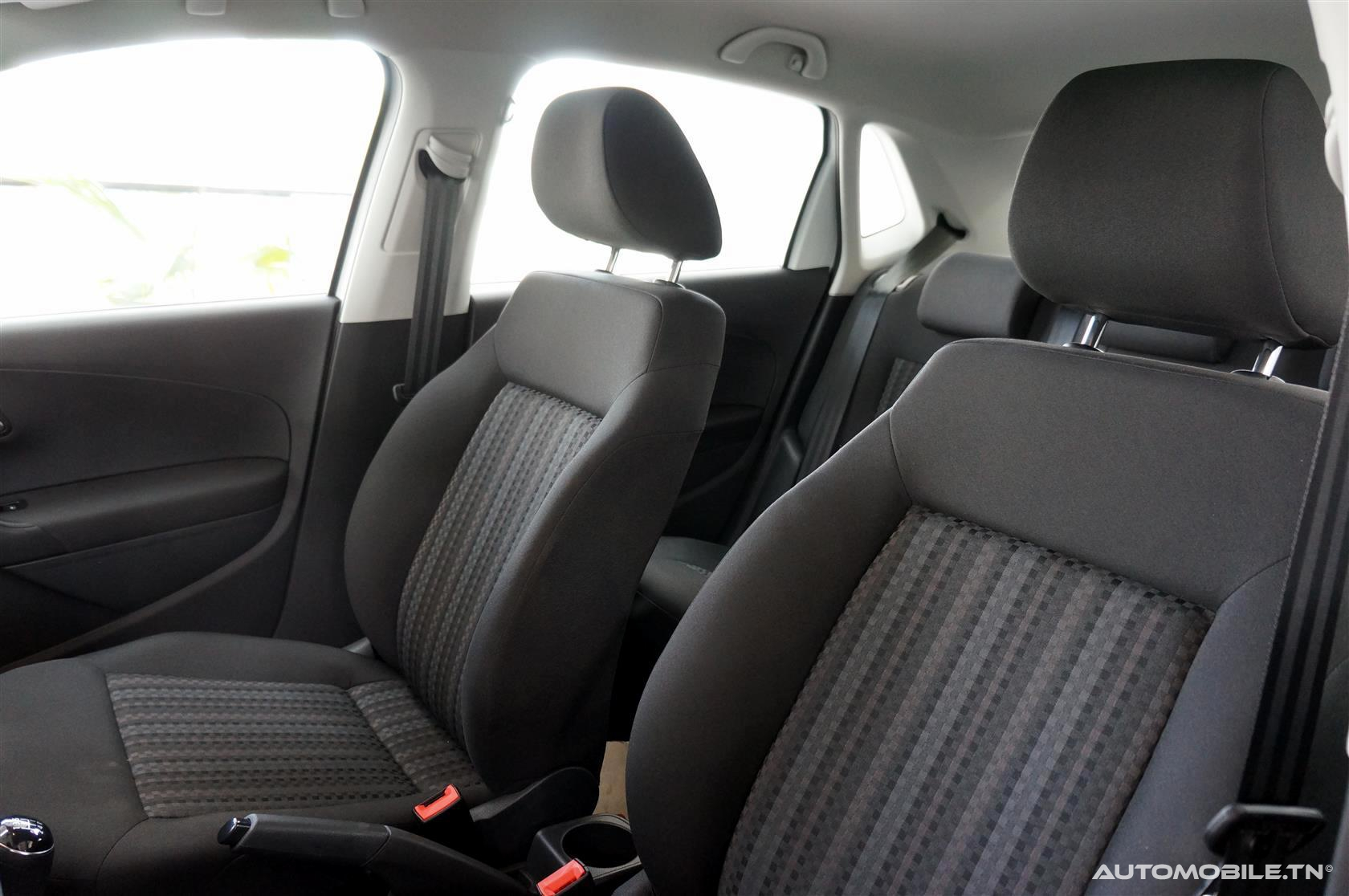Nouveaut s nouvelle volkswagen polo chez ennakl automobiles for Eclairage automatique interieur