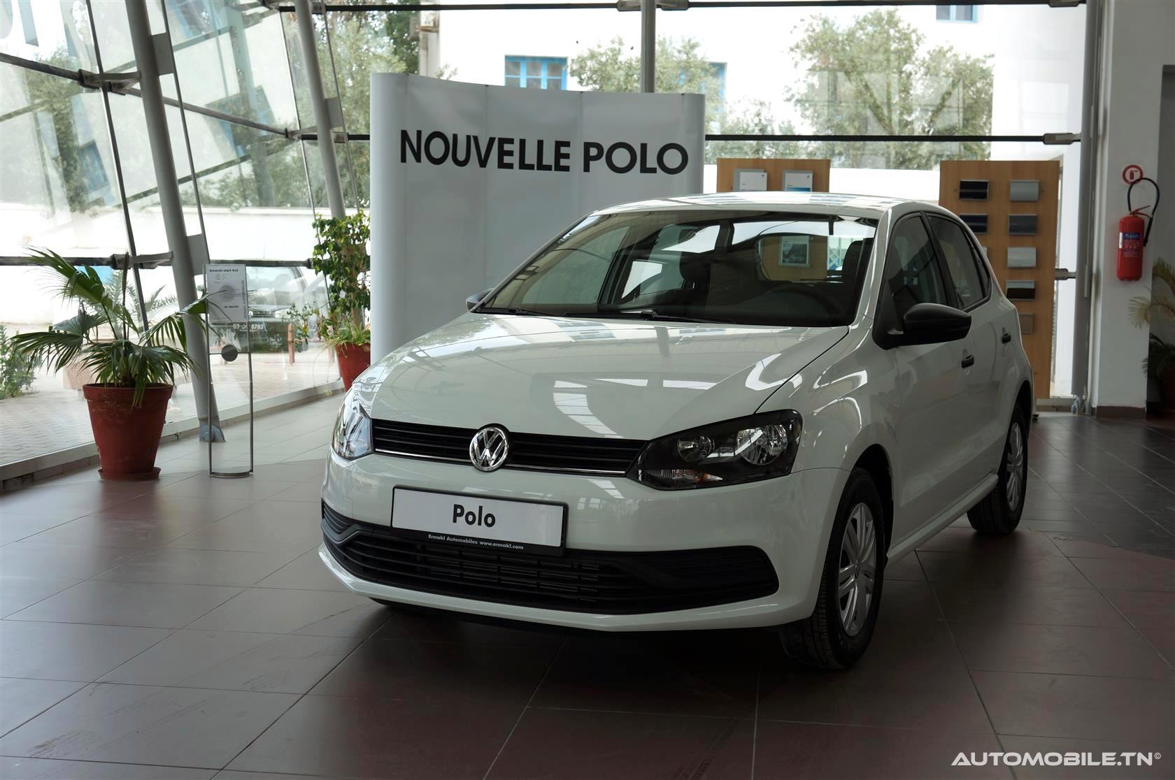 Nouveaut s nouvelle volkswagen polo chez ennakl automobiles for Polo 7 interieur