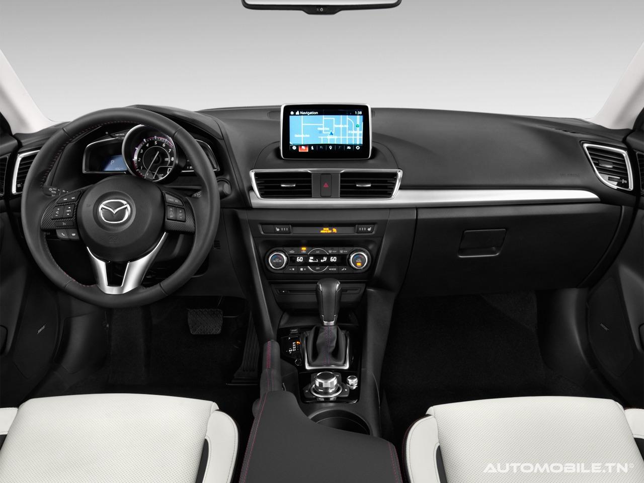 Mazda 3 prix tunisie