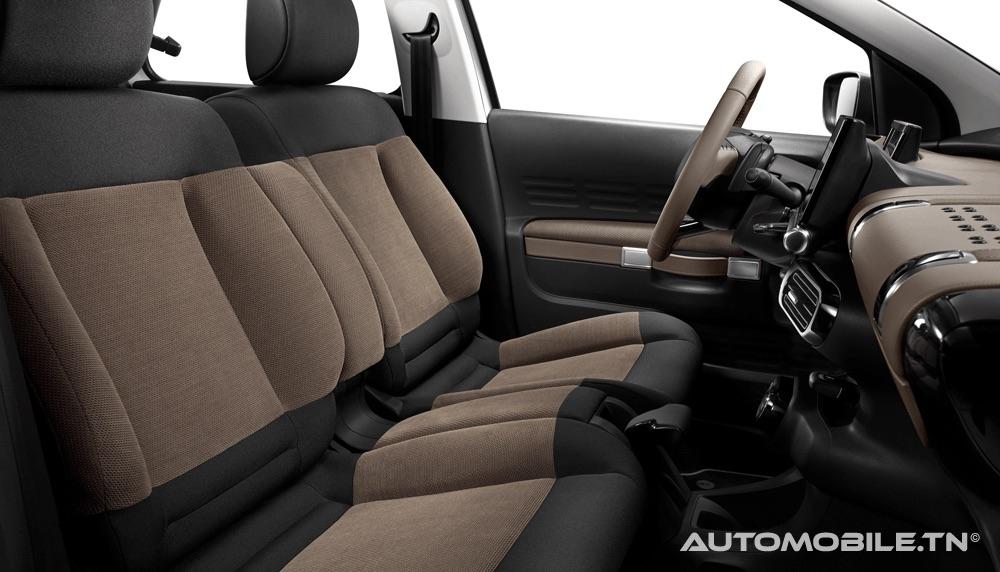 Actu - La Citroën C4 Cactus reçoit le Prix du plus bel ...