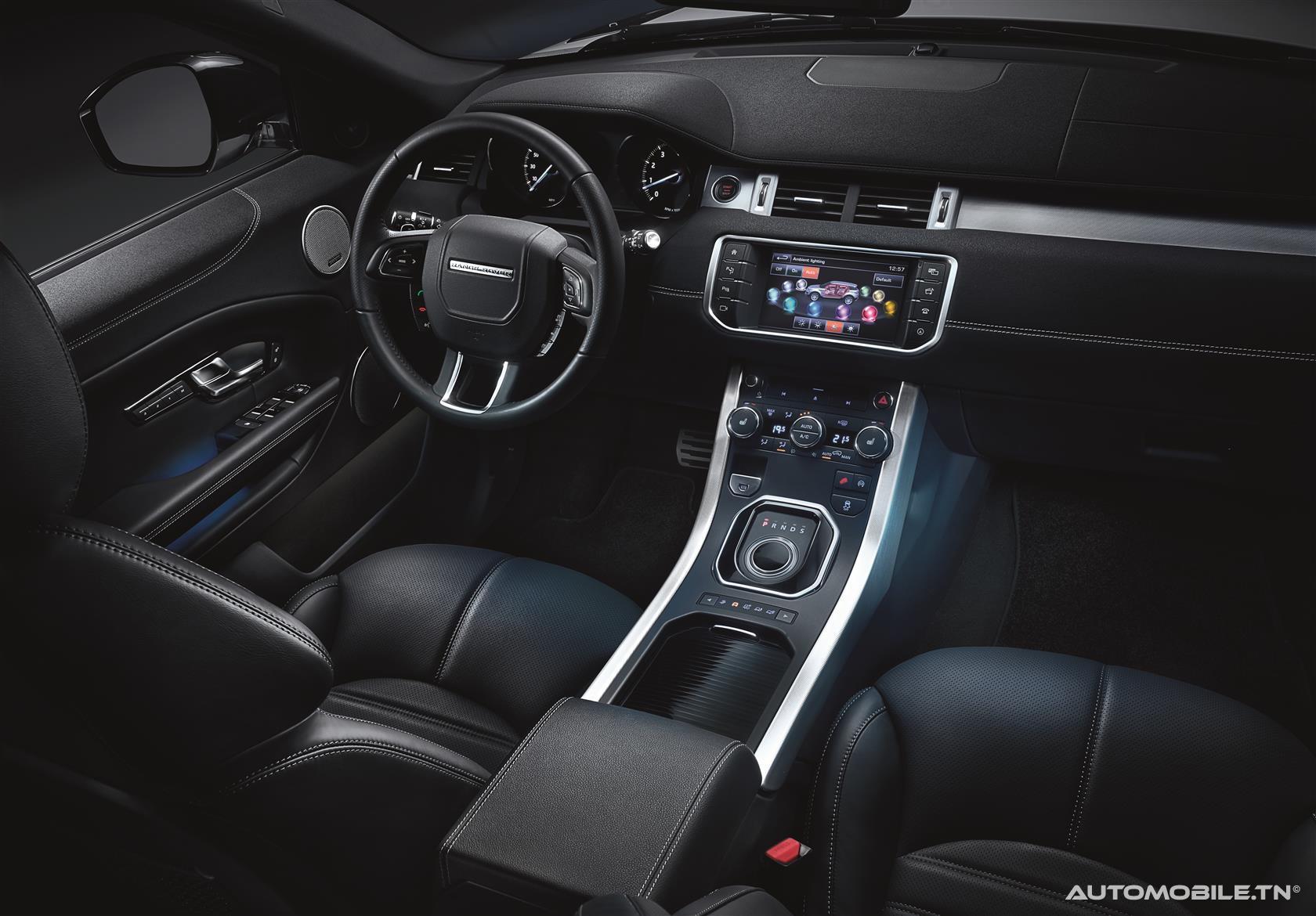 Nouveaut 233 S Range Rover Evoque 2016