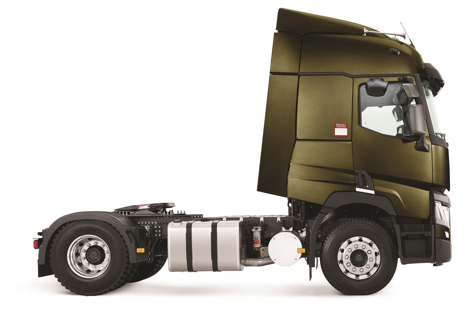 nouveaut s renault trucks lance une nouvelle gamme de camions. Black Bedroom Furniture Sets. Home Design Ideas