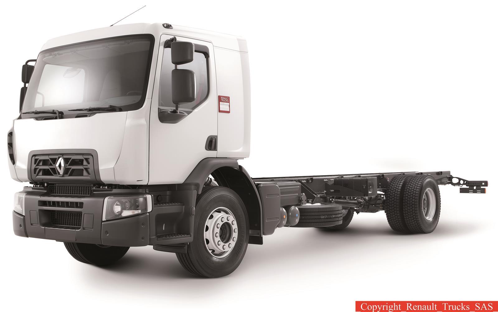 nouveaut s renault trucks lance une nouvelle gamme de. Black Bedroom Furniture Sets. Home Design Ideas