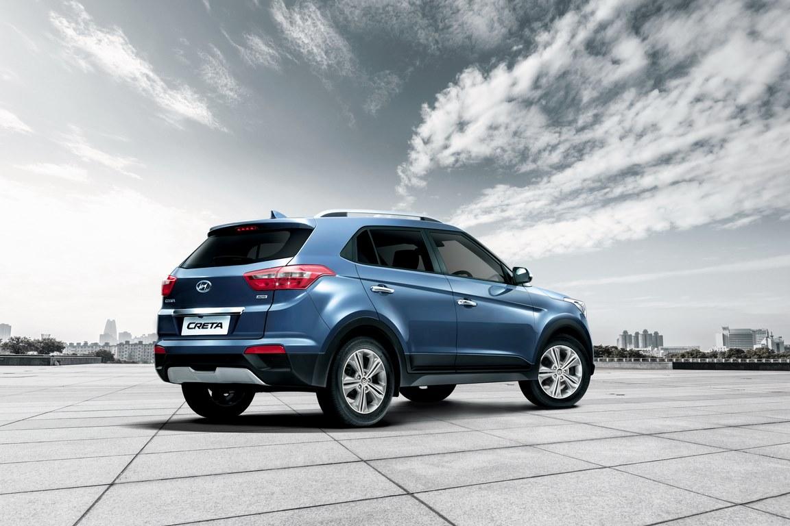 Nouveaut S Hyundai Creta Un Nouveau Suv Bient T En