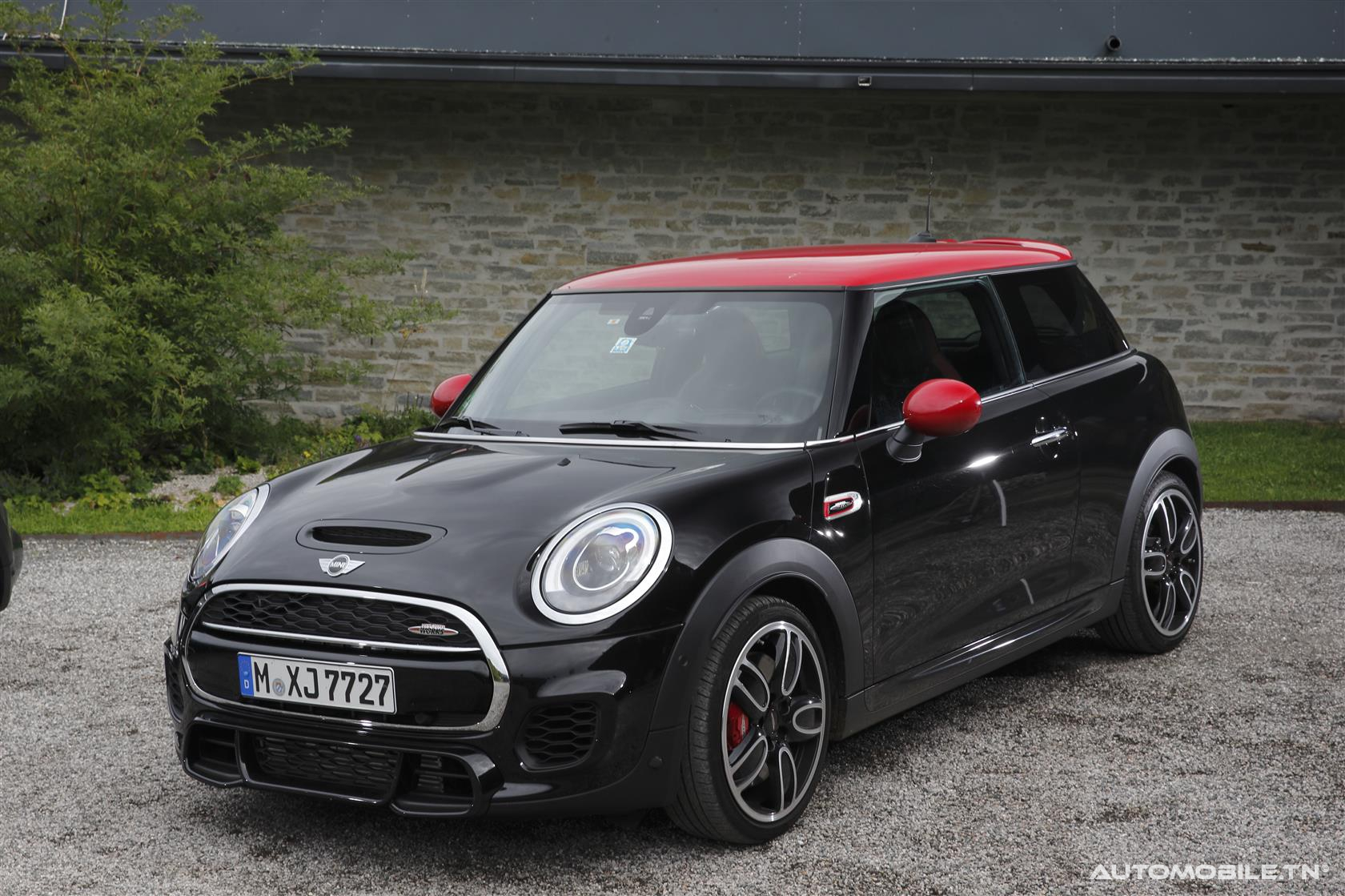 essais essai de la mini cooper s et john cooper works 2015. Black Bedroom Furniture Sets. Home Design Ideas