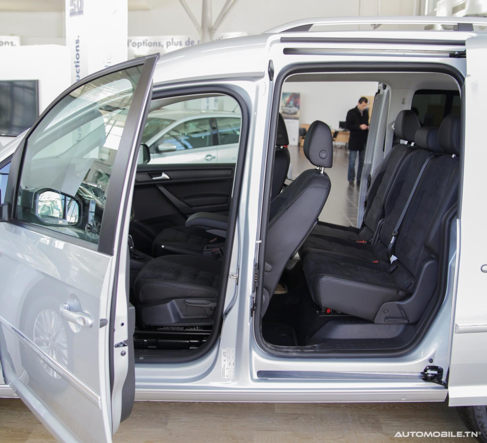 nouveaut s nouveau volkswagen caddy highline chez ennakl. Black Bedroom Furniture Sets. Home Design Ideas