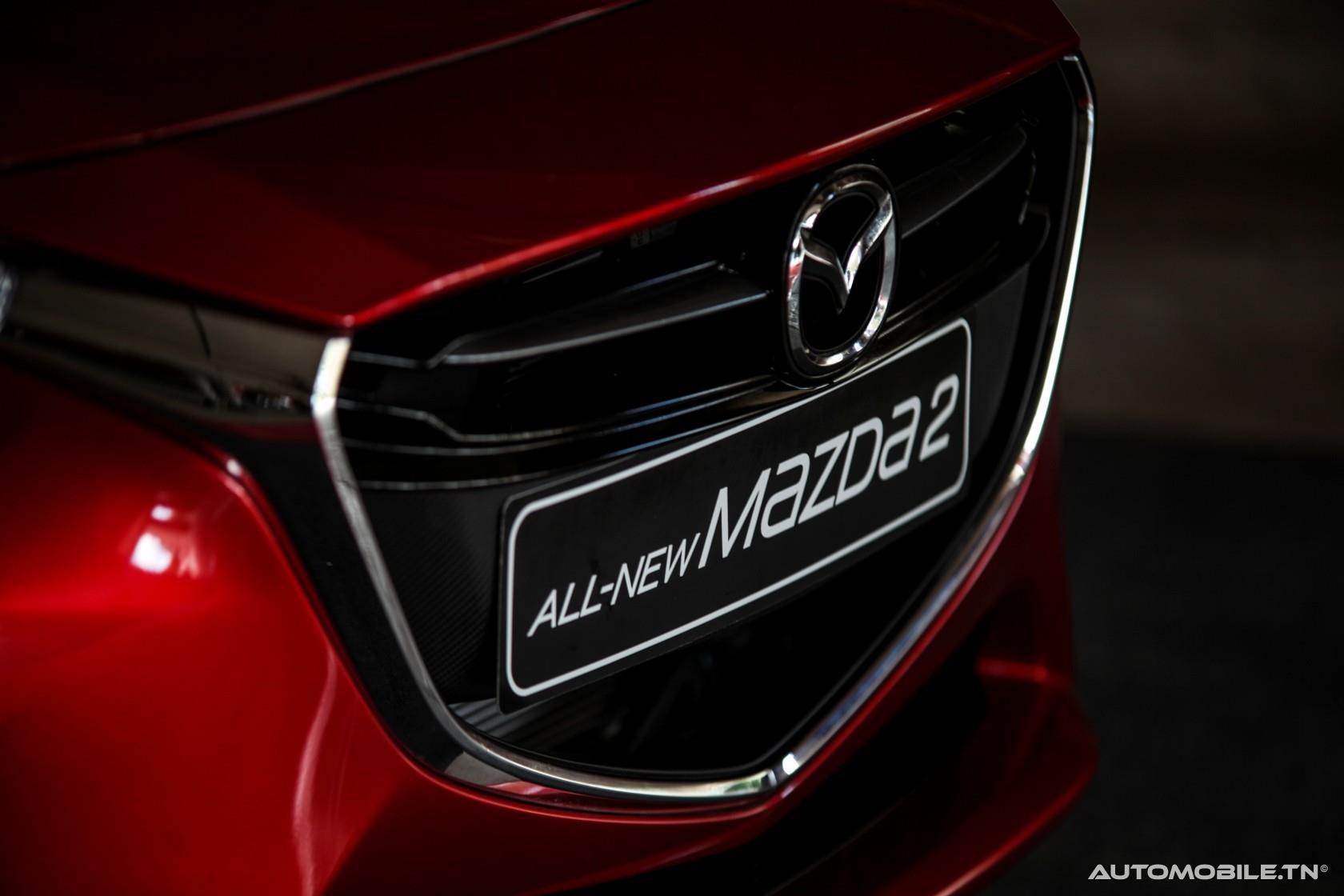 Mazda Tunisie Partenaire Officiel De TuniRobots16