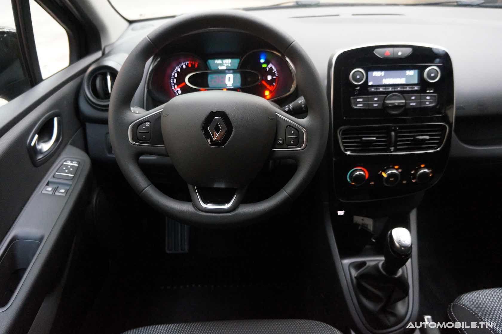 Prix Renault Clio Populaire 1 2 L A Partir De 30 230 Dt