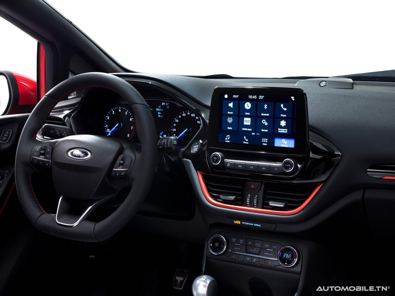Ford dévoile sa nouvelle Fiesta