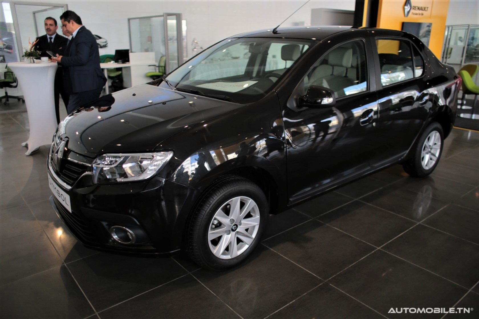 Prix Renault Symbol A Partir De 38 500 Dt