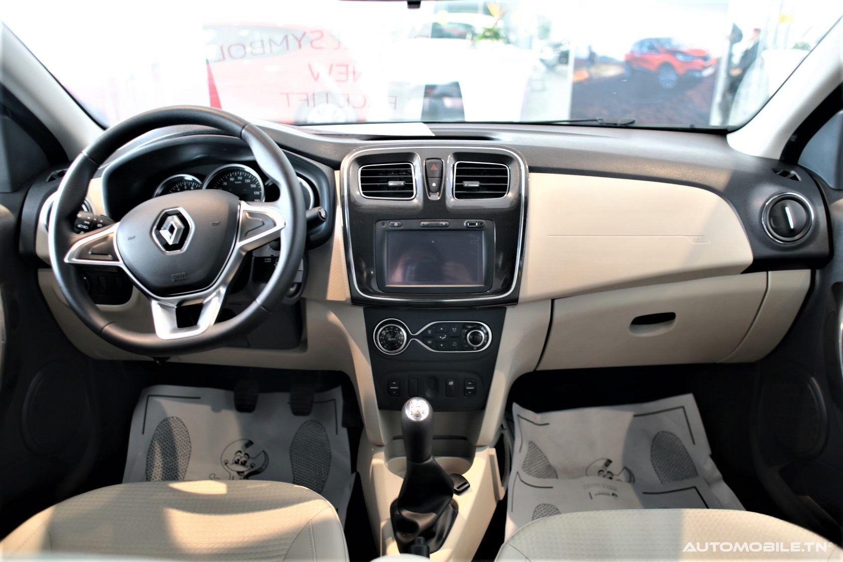 Prix Renault Symbol 1 2 Confort A Partir De 39 500 Dt