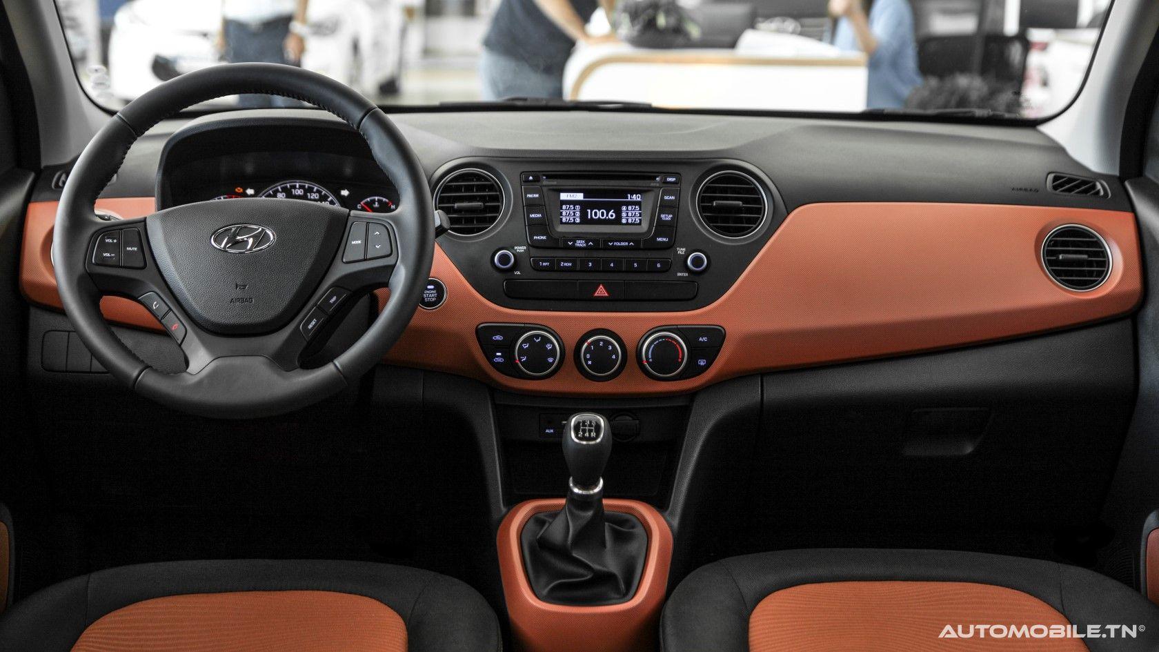 Actu - Hyundai Grand i10 restylé chez Alpha Hyundai Motors