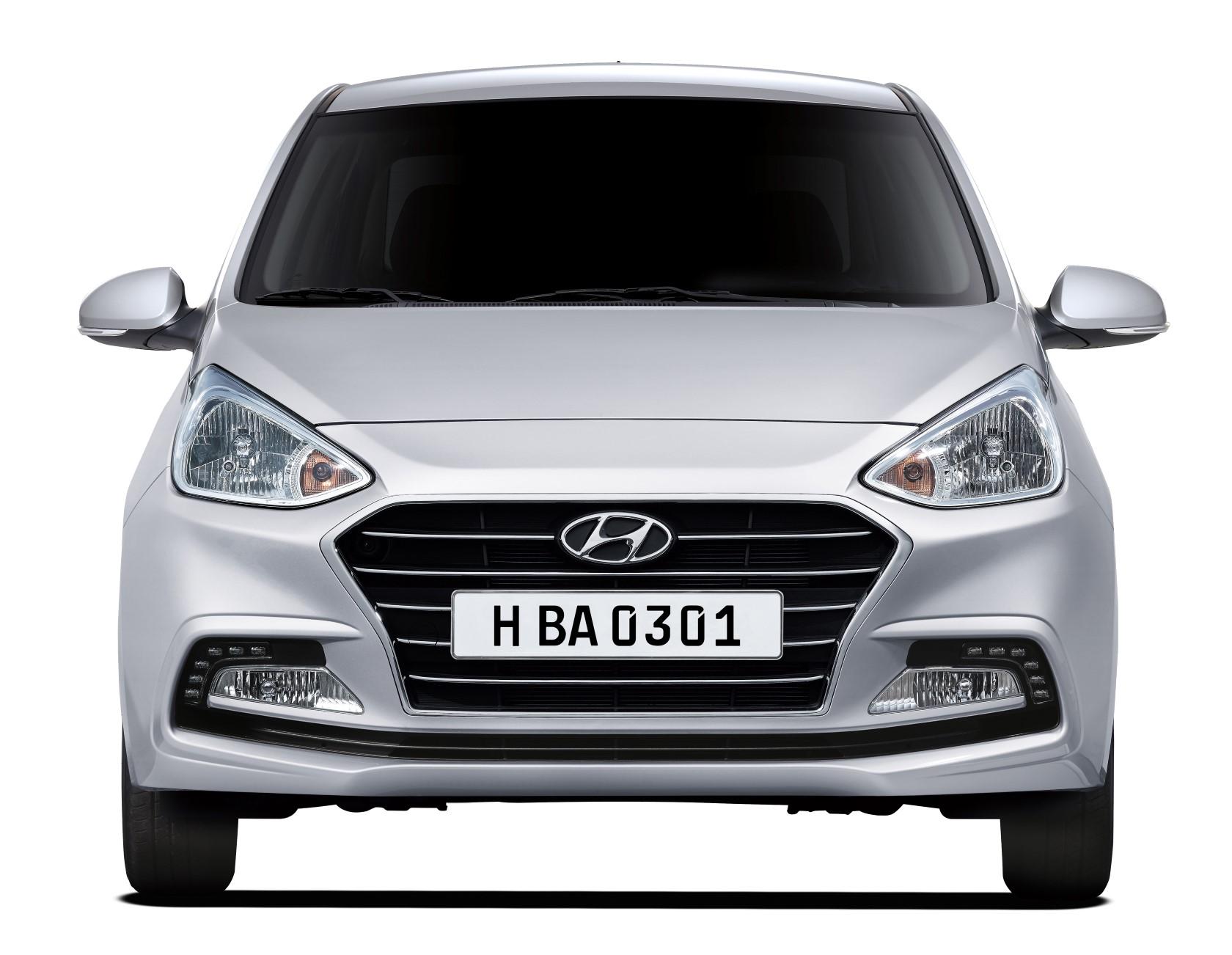 Prix Hyundai Grand I10 Sedan 1 2 L A Partir De 41 950 Dt