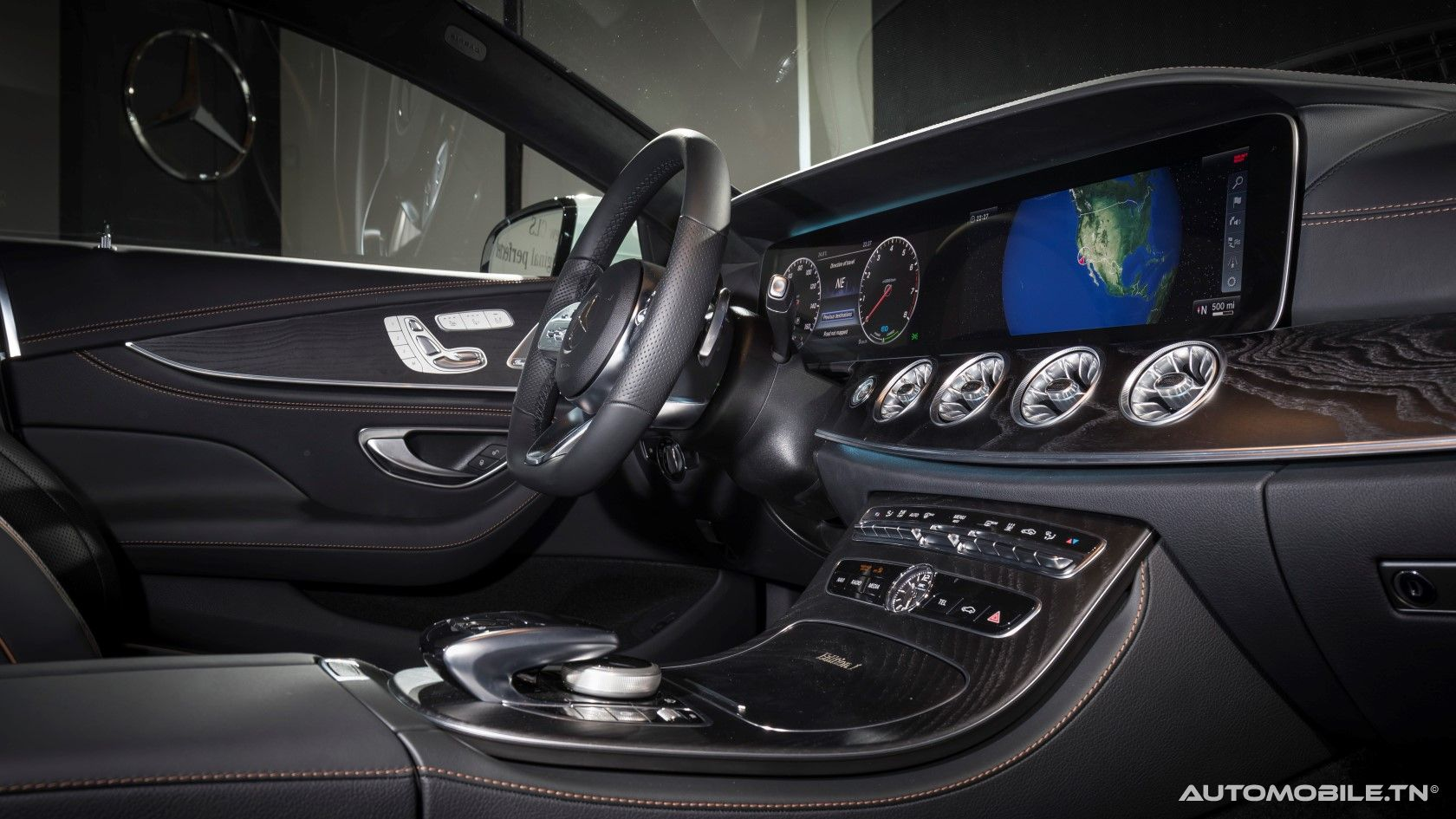 Nouveautes Mercedes Benz Cls 2018