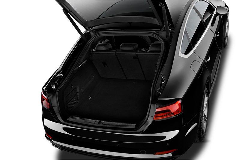 prix audi a5 sportback a partir de 151 990 dt. Black Bedroom Furniture Sets. Home Design Ideas