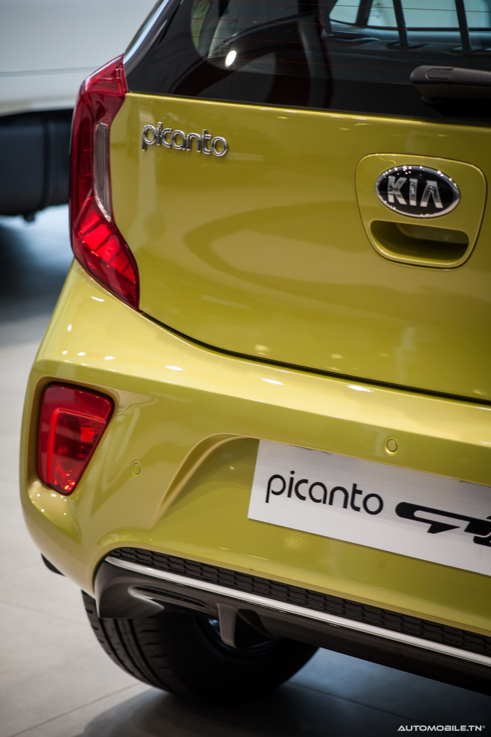 Prix Kia Picanto 1 25 L Gt Line Bva A Partir De 45 980 Dt