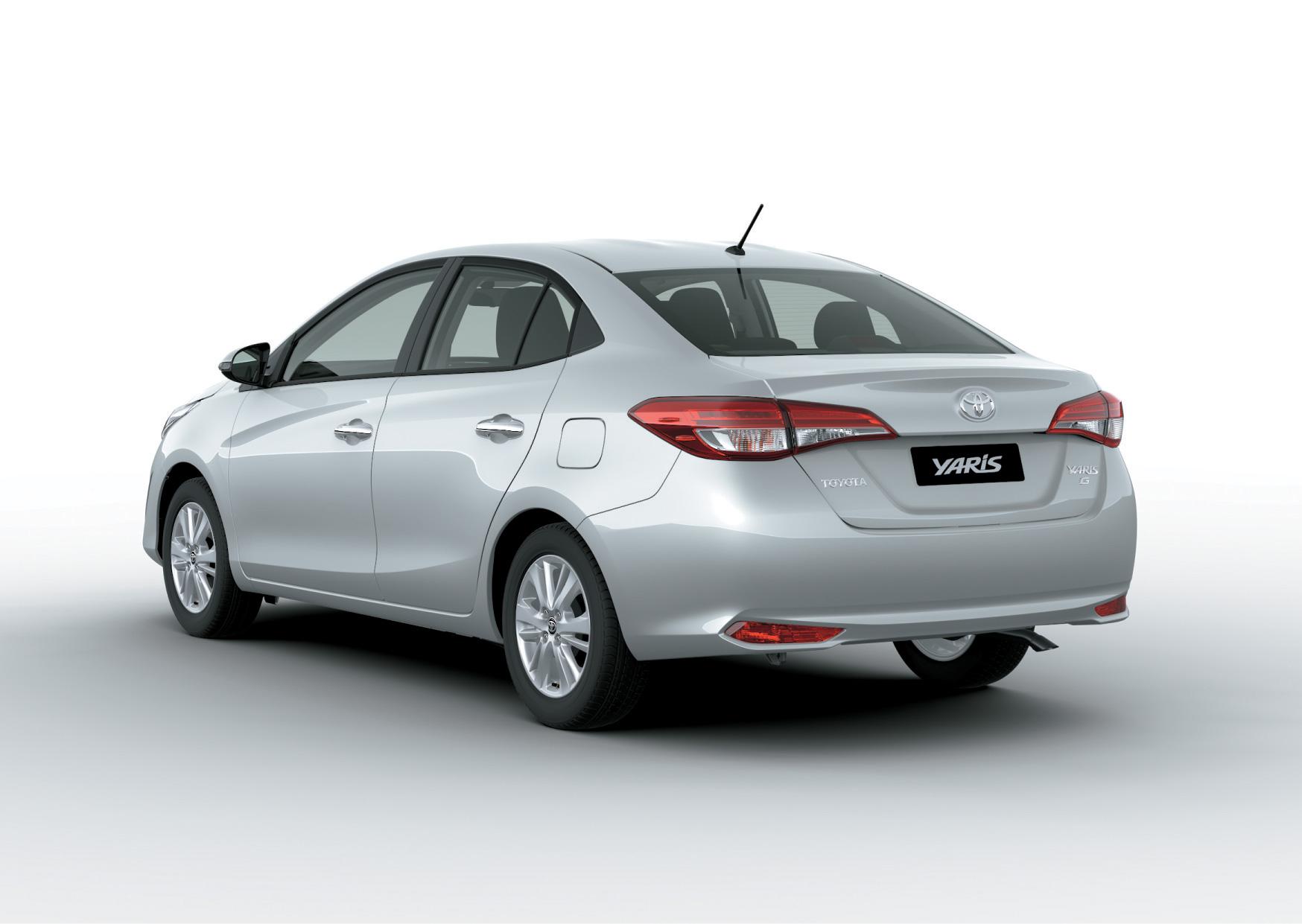 Prix Toyota Yaris Sedan 1 33l Style Neuve 53 600 Dt