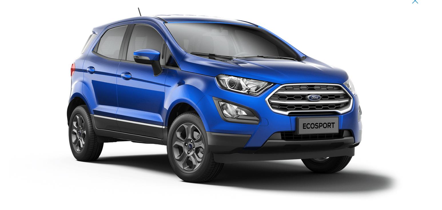 prix ford ecosport 1 0 l ecoboost 125 trend