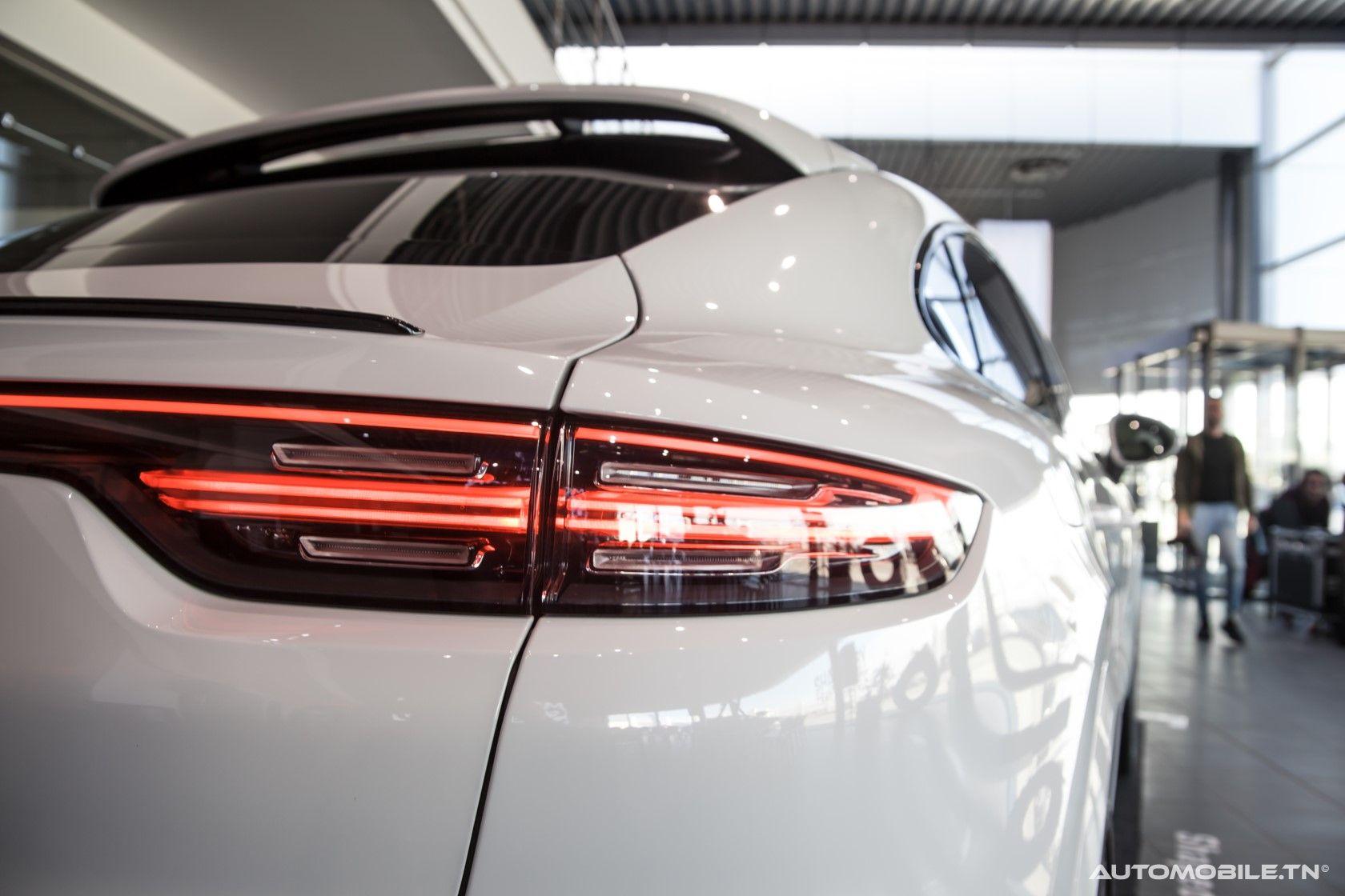 Porsche Cayenne Coupé - Porsche Tunis célèbre l'arrivée du nouveau modèle