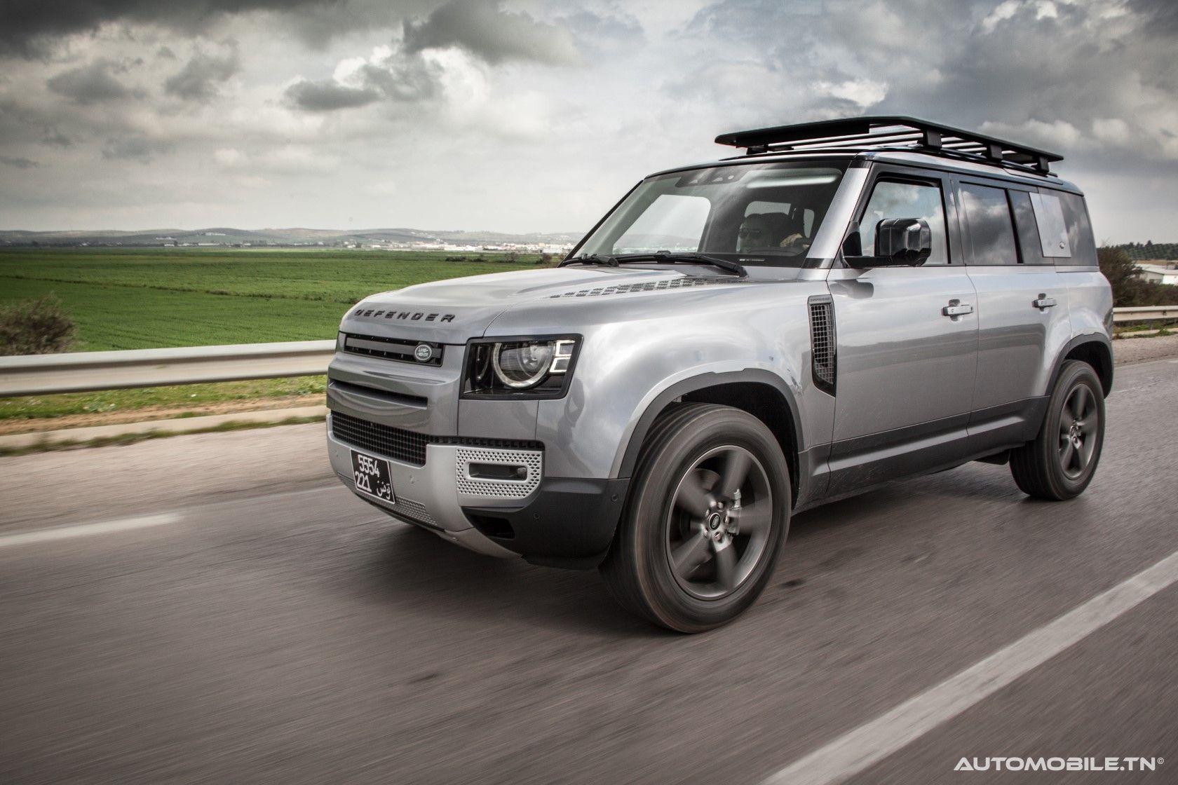 Essai Land Rover Defender